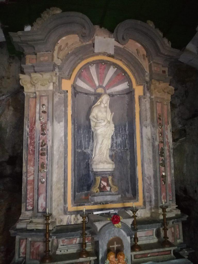 Statua di Santa Lucia